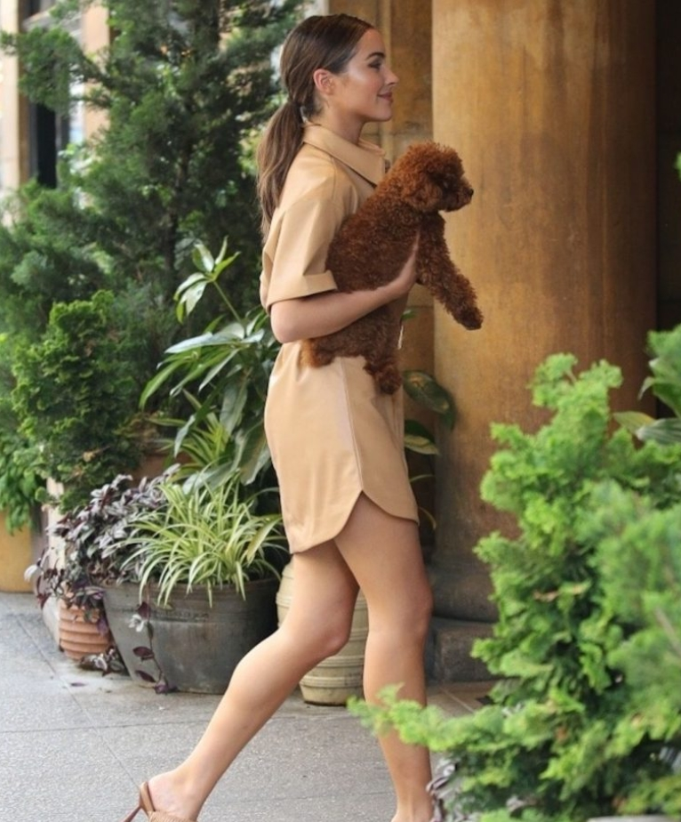 Oliviya Kalpo S Schenkom 5 (№15) — Olivia Culpo 2021 Фигура, Стрижка, Папарацци — Знаменитости В Жизни